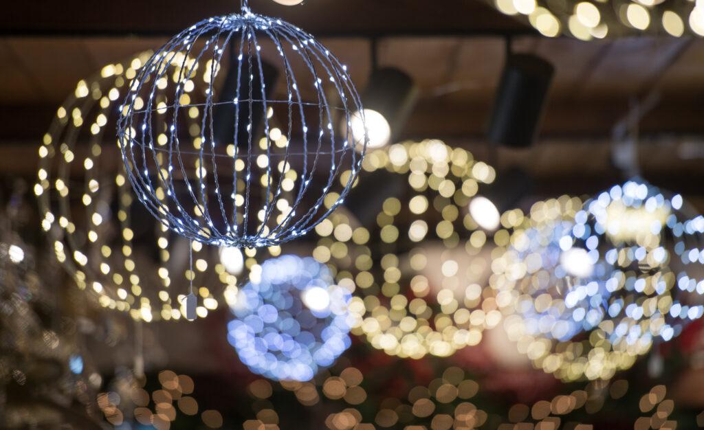 Christmas Light Globes